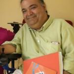 Manuel Lobato, activista del Movimiento de Vida Independiente