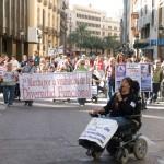 Segunda marcha Valencia
