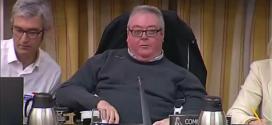 Ismael Lloréns durante su intervención.